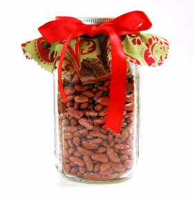 Chili Mix in a jar