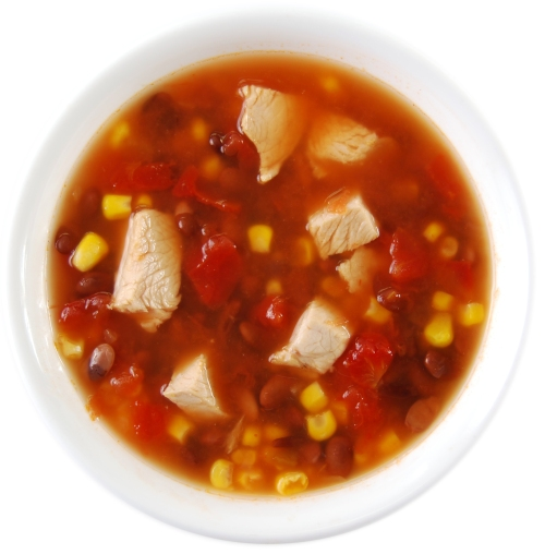 Turkey Salsa Soup recipe
