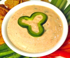 yogurt salsa dip