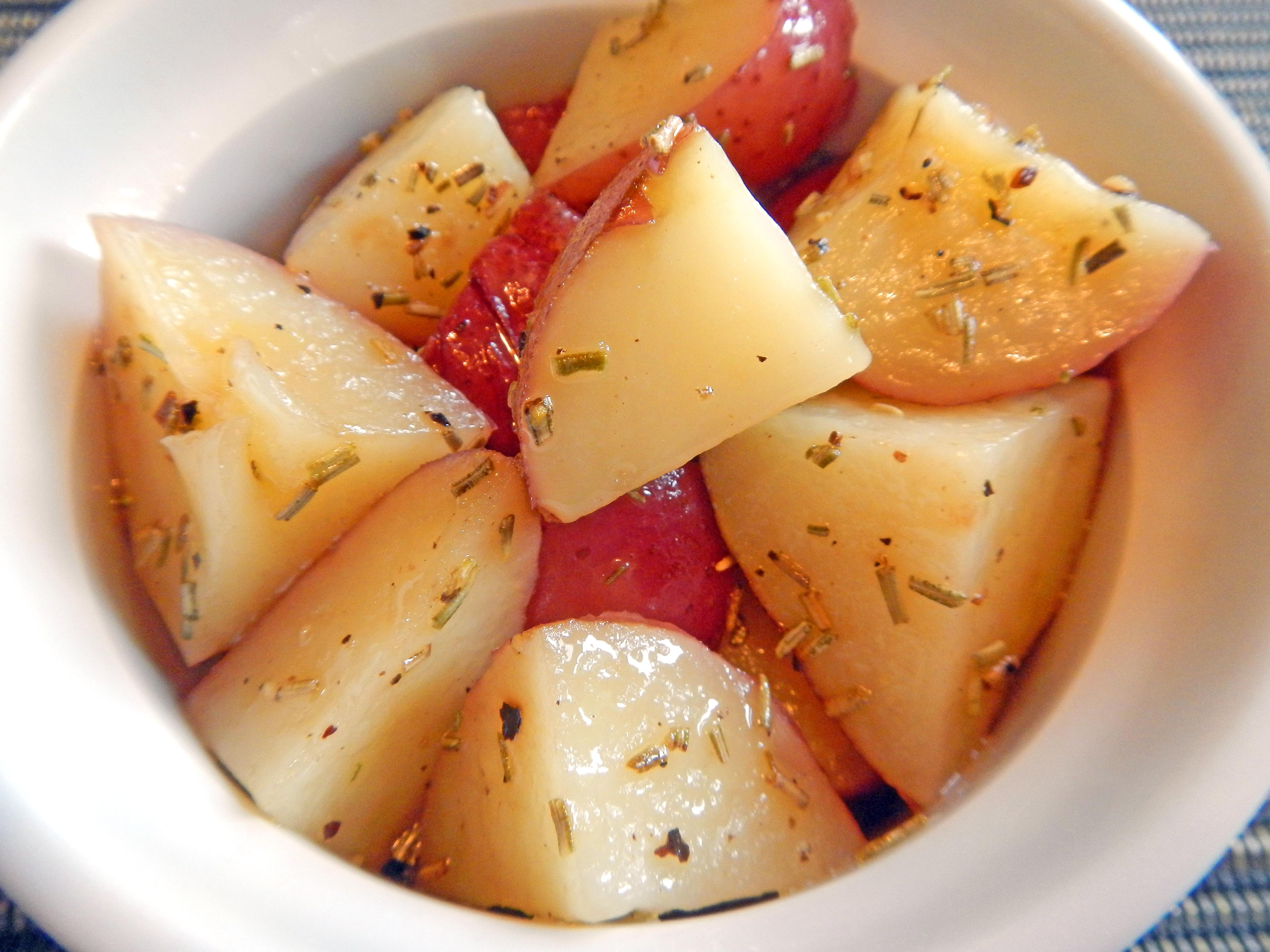 How to microwave a potato recipes